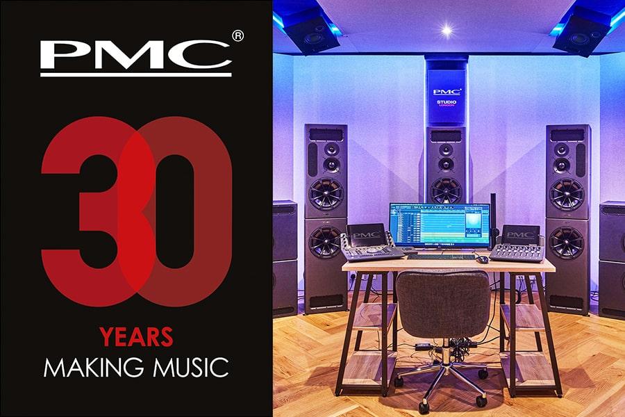 PMC 30 YEARS MAKING MUSIC