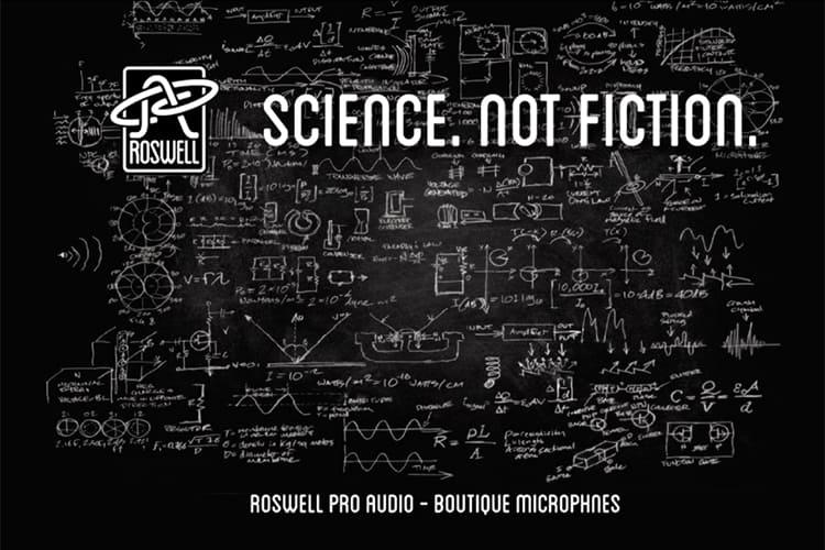 Roswell Pro Audio,ロズウェルプロオーディオ