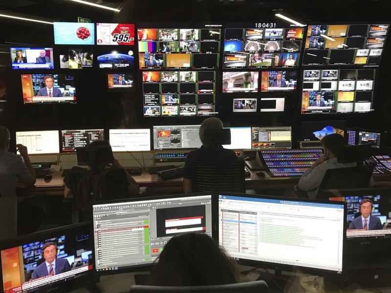 ポルトガルの大手放送局「SIC」