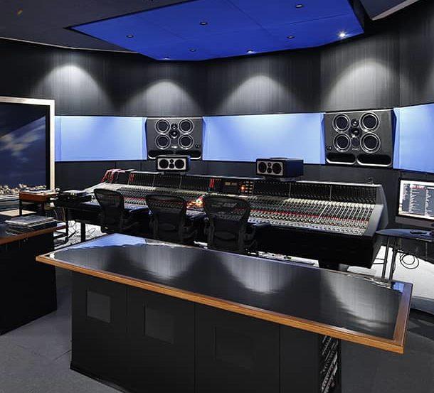 オーストラリアの「Studios 301」