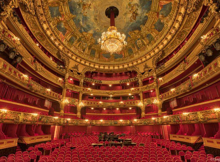 ベルギー モネ劇場