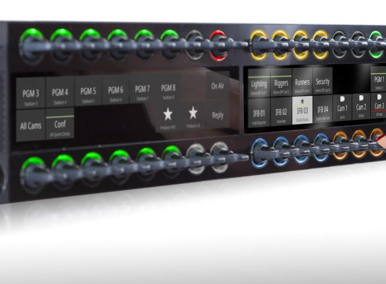 RIEDEL 1200 Series SmartPanel