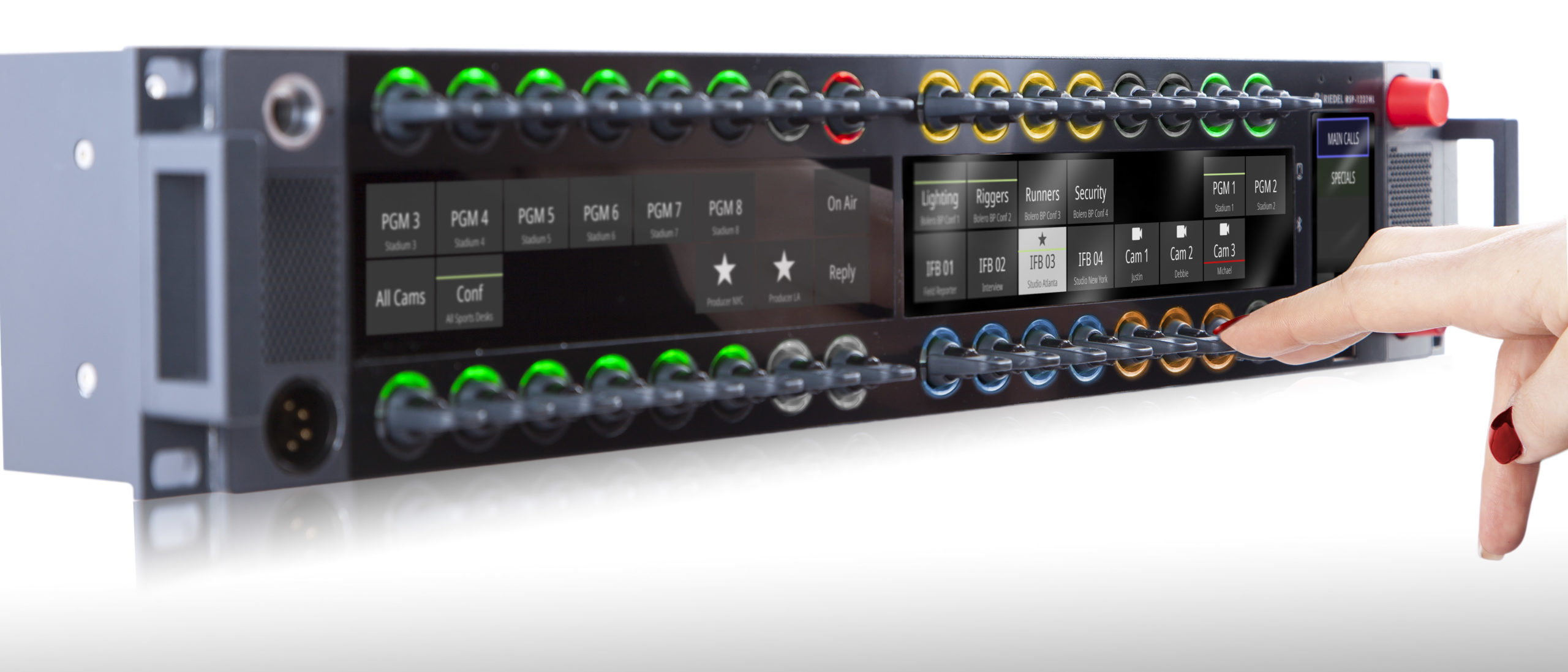 RIEDEL 1200 Series SmartPanel