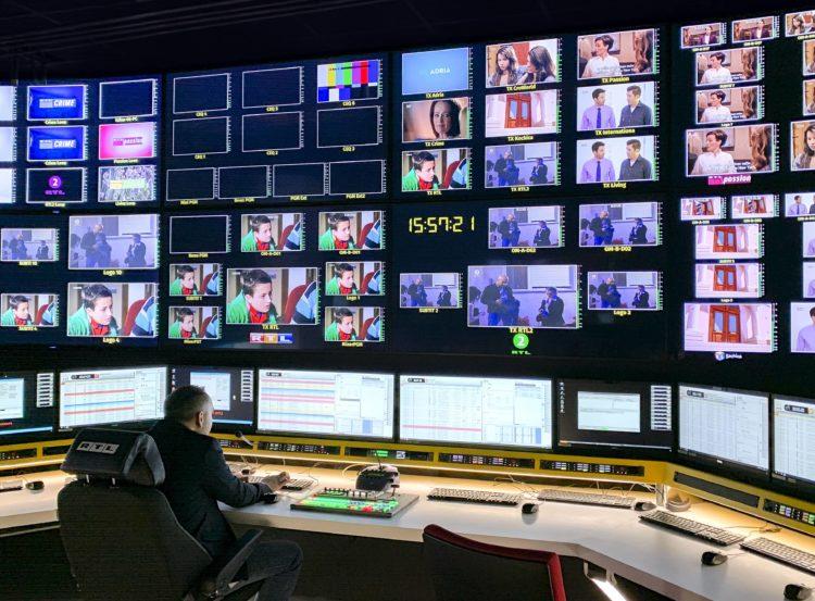 RTL Croatia放送局