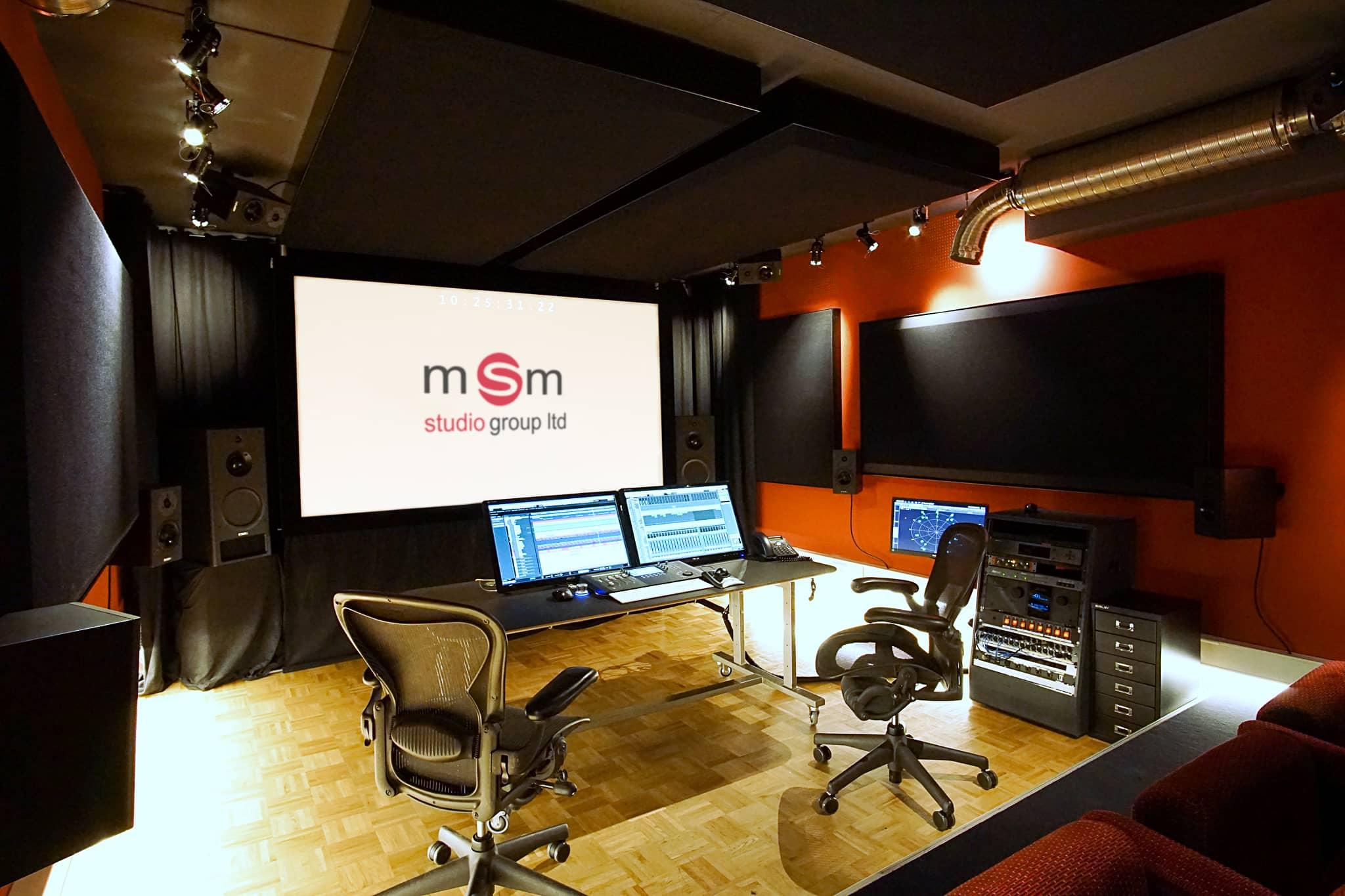 ミュンヘンの MSM Studios