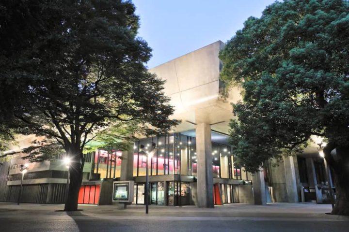 東京⽂化会館